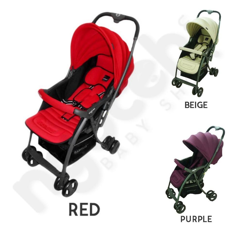 Stroller Babyelle Citilite 2 S-606 RH