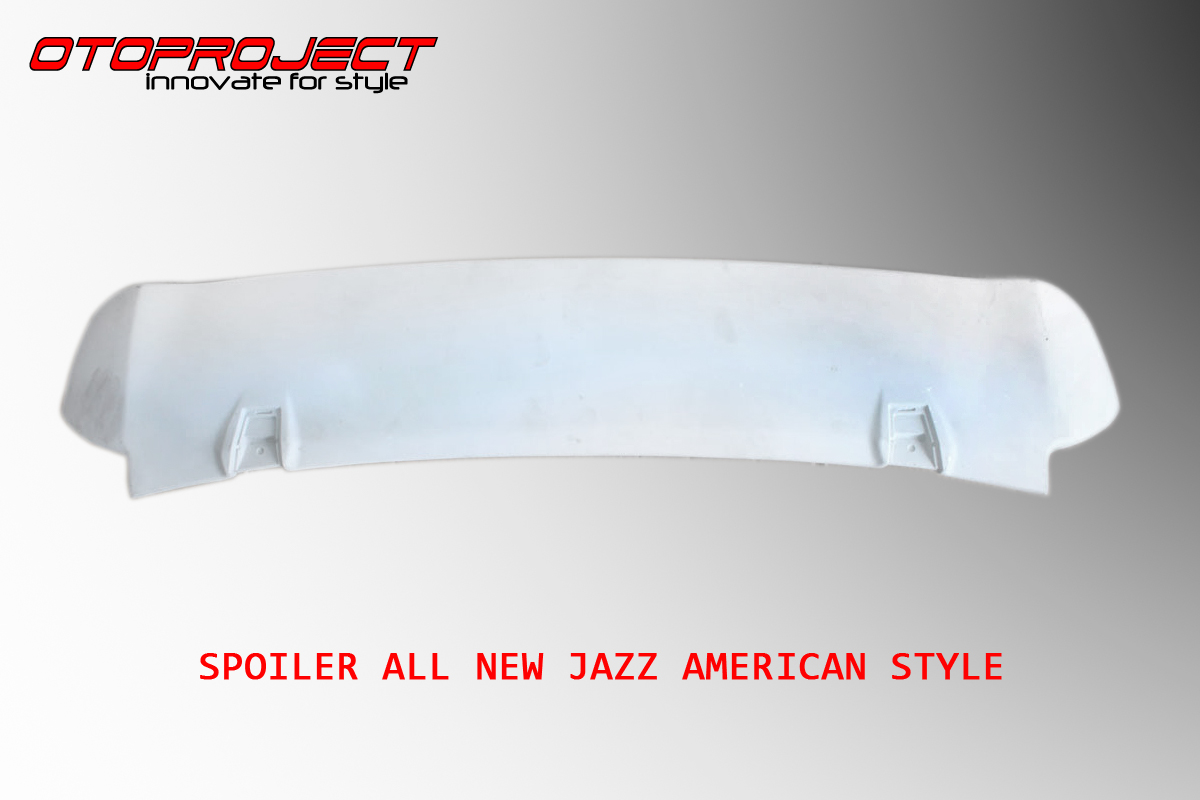 Spoiler All New Jazz American Style Jazz 2008-2013