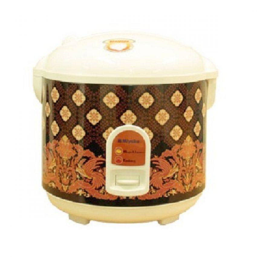 Miyako Rice Cooker MCM 528 BTK