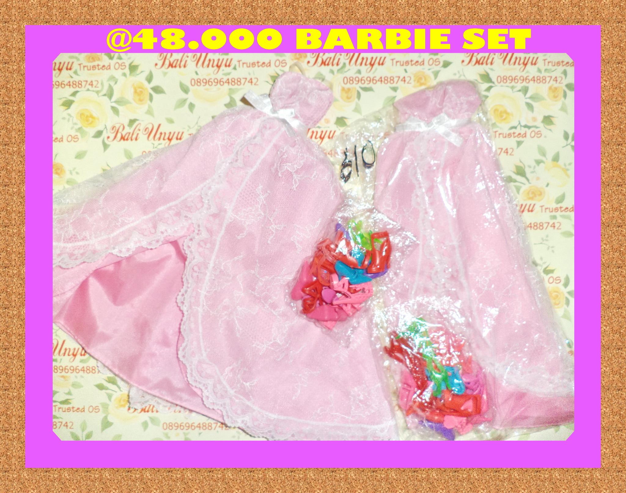 Jual Set Baju Boneka Collector Barbie Birthday Wishes 2015 Sepatu Katalog Berbie