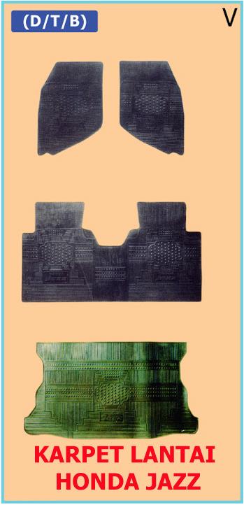 Karpet Lantai HONDA JAZZ