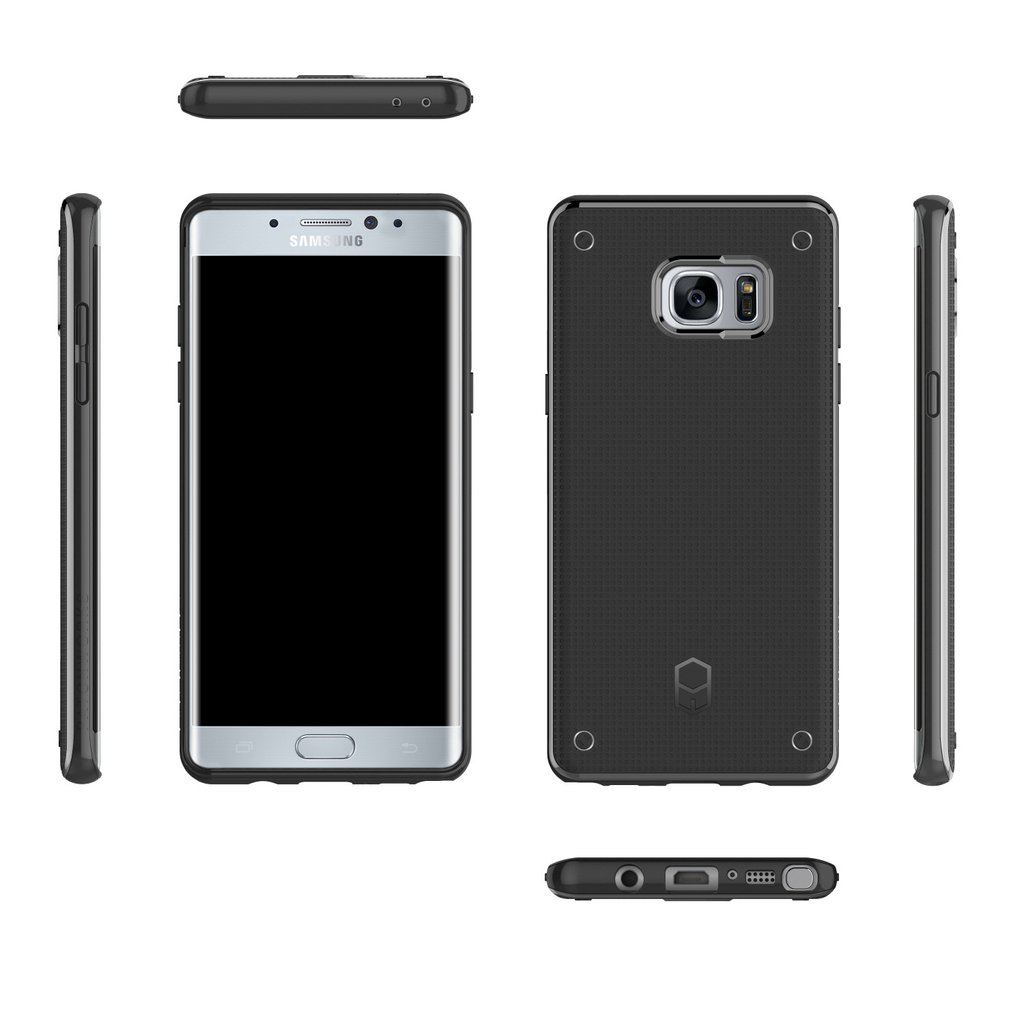 Patchworks FlexGuard for Galaxy Note 7 Black