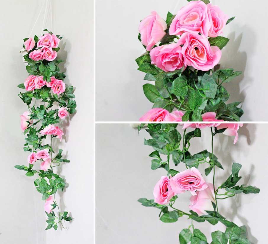 Gambar Bunga Gantung Plastik Gambar Bunga