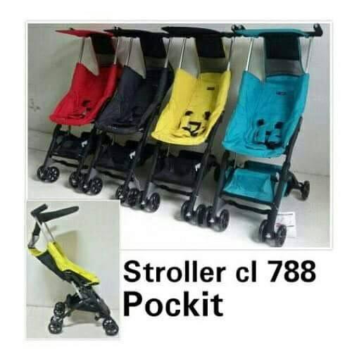 Stroller Cocolatte Pockit Gen 4 / CL 788