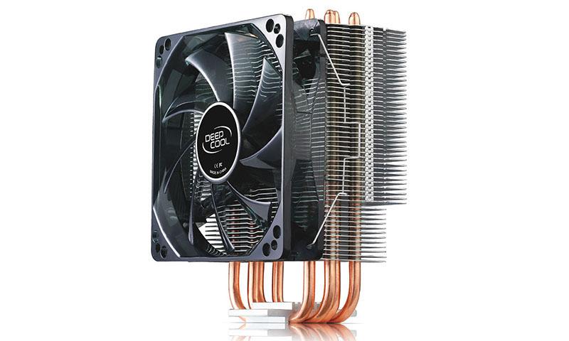 DEEPCOOL GAMMAXX 400 - CPU COOLER Intel Dan AMD
