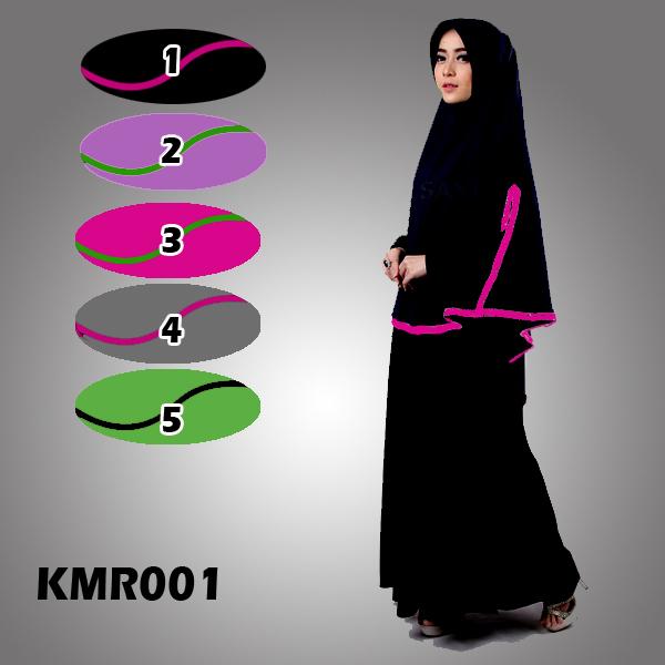 jilbab / hijab Khimar Maroko pet