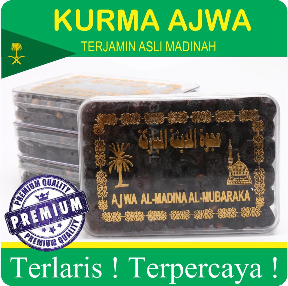 Al Madina 1kg Ajwa Dates Fruit Harga Spesifikasi. Source · Jual Kurma .