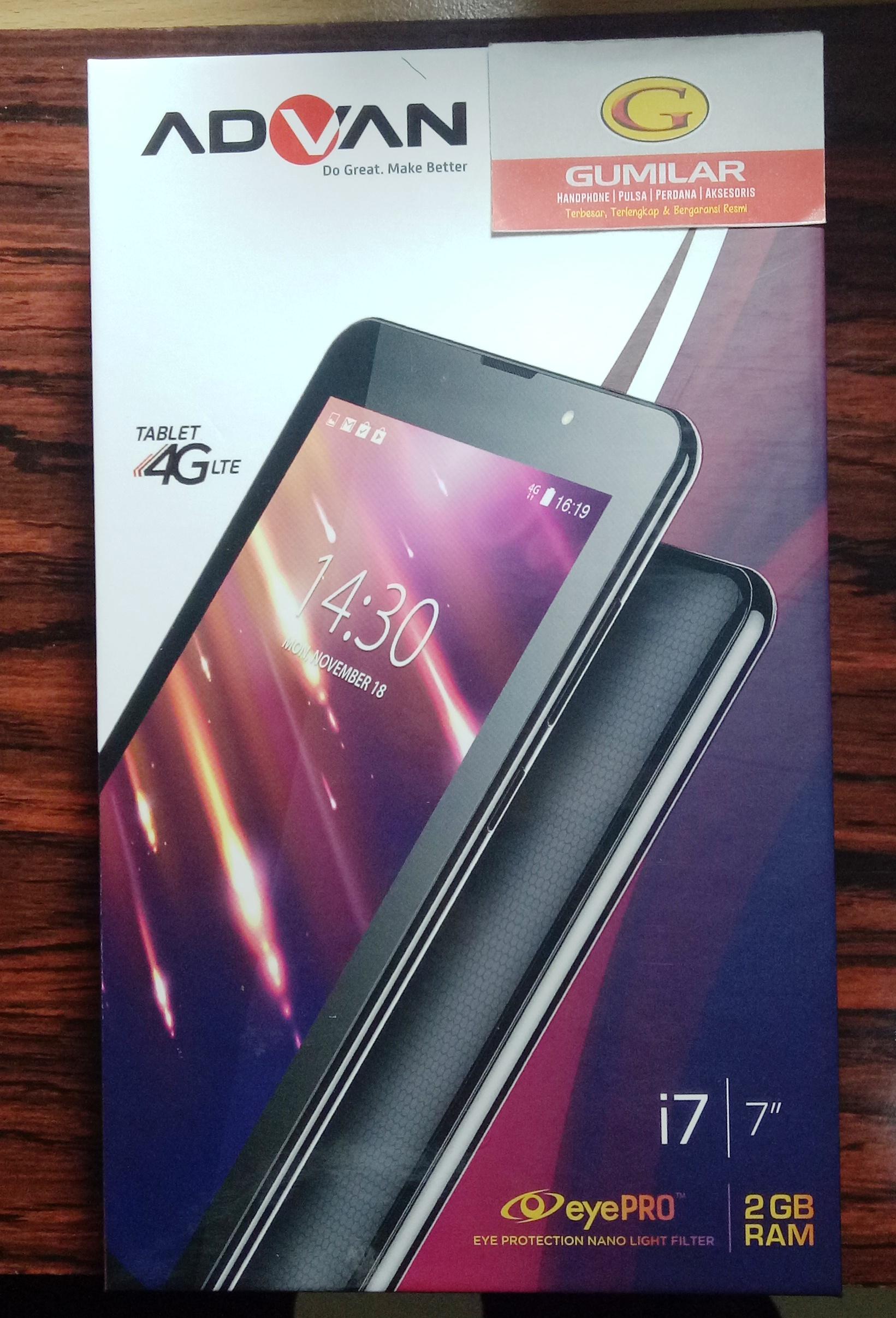 Jual Advan I7 4G LTE RAM 2GB