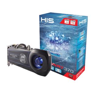HIS Radeon HD R7 370 ICEQ OC 4GB DDR5