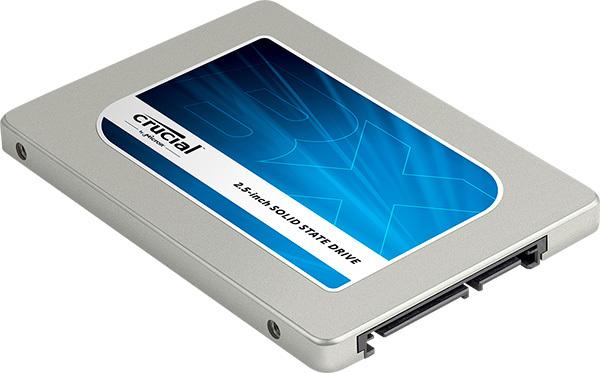 Harddisk Crucial BX200 480GB