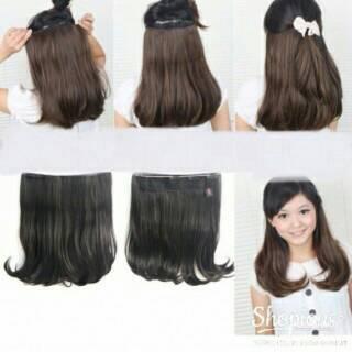 Hairclip Big Layer +- 40 cm thumbnail