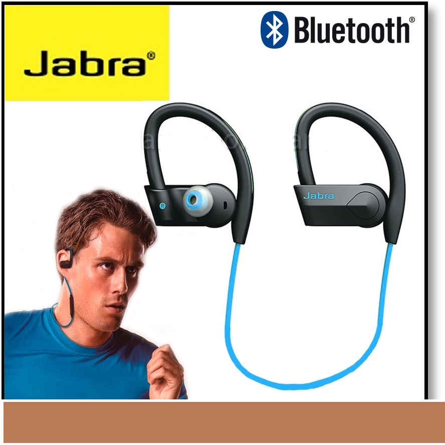 Jual Stereo Bluetooth Hf Headset Handsfree Jabra Sport Pace Wireless Earbuds Blue Lapak Aksesoriss Tokopedia