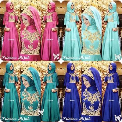 LFSI - Princess Hijab