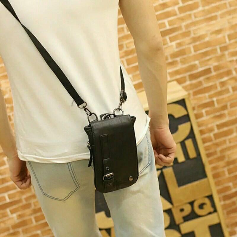 Jual COOLCO Tas Selempang Murah Cowok Pria impor sling bag murah SLINGBAG -  Praha Shoes   Watch  1a2b6f247c