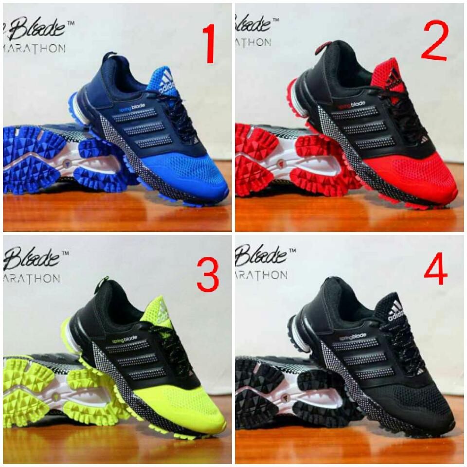 best sneakers dc05b b66e9 ... sweden jual adidas springblade sepatu sport pria keren sepatu olahraga  murah amanda qu tokopedia 23914 dffe6 ...