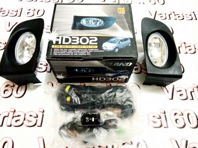 Lampu Foglamp Honda Jazz 2003- 2007