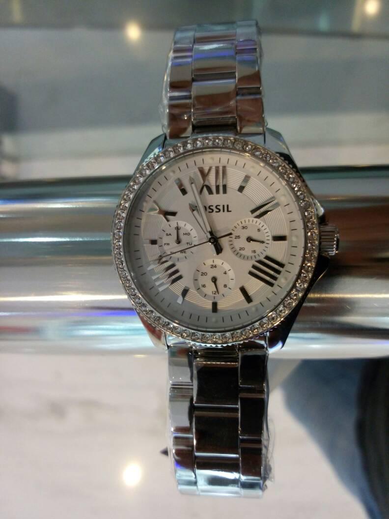Jual Fossil Am4481 Original Jam Tangan Wanita Originaln Jamberdetak Watches Tokopedia