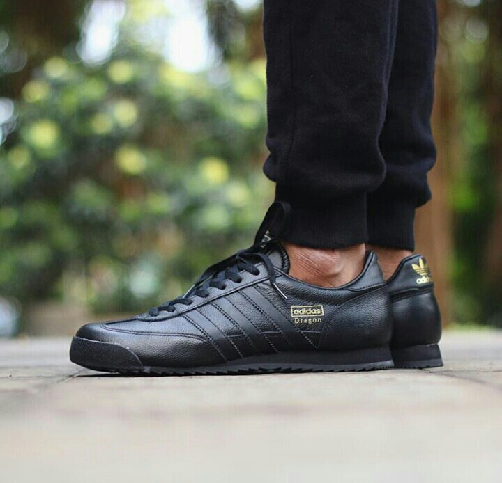 adidas dragon leather