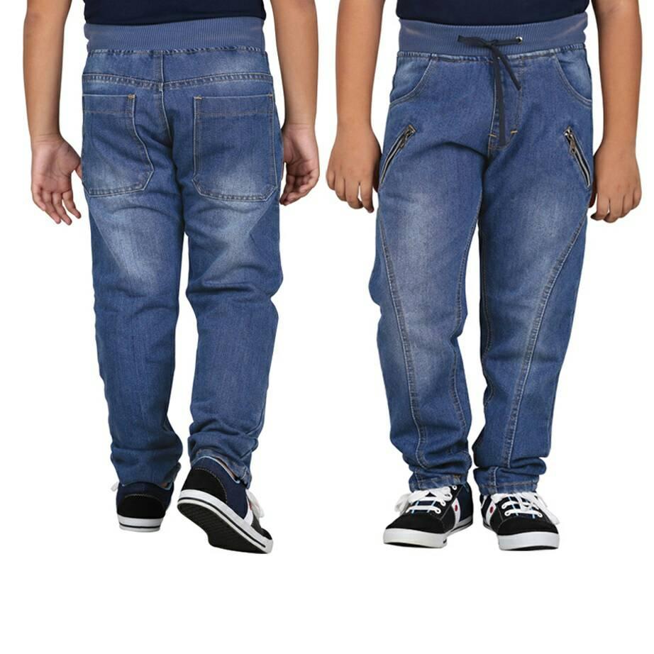 Celana Jeans Anak Laki-laki Original Catenzo Junior CNU 135