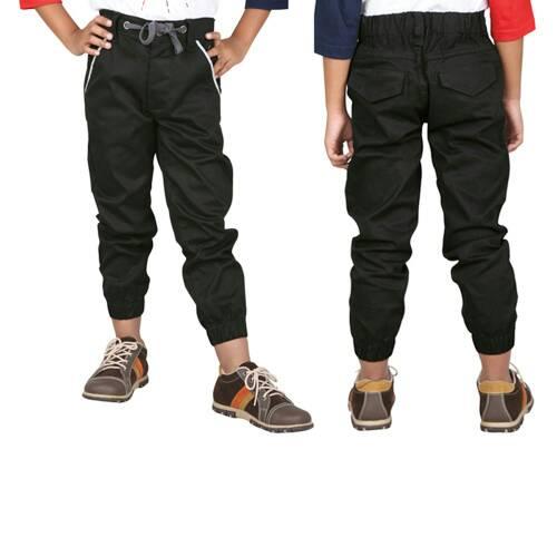 Celana Joger Anak Laki-laki Panjang Original Catenzo Junior CBE 093