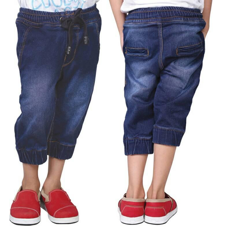 Celana Jeans Anak Laki-laki Original Catenzo Junior CYP 152