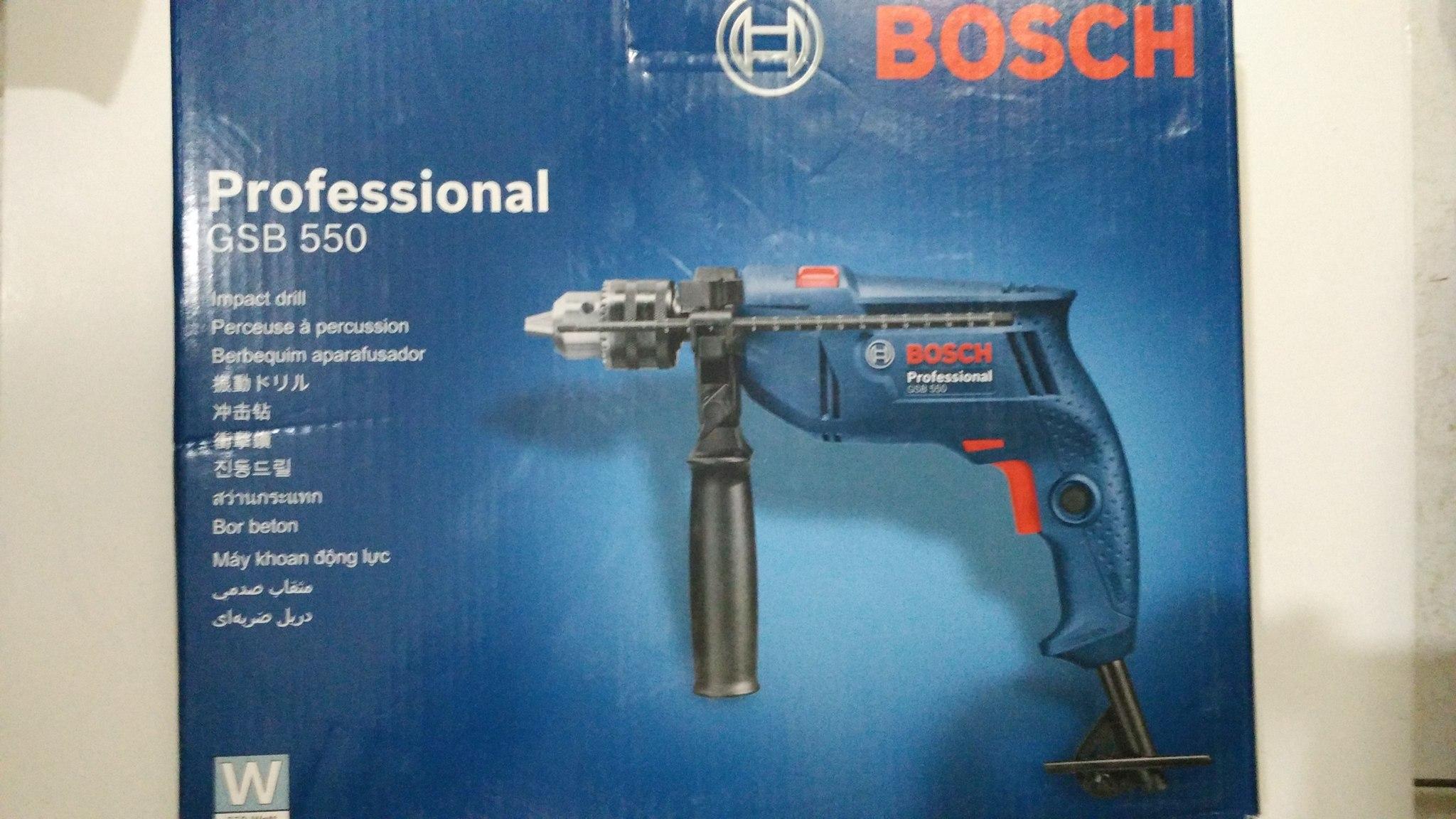 Bosch Mesin Bor Tembok Gsb 550 Biru Daftar Update Harga Terbaru Professional X Line 33 Pcs Freedom Kit Box Source Jual
