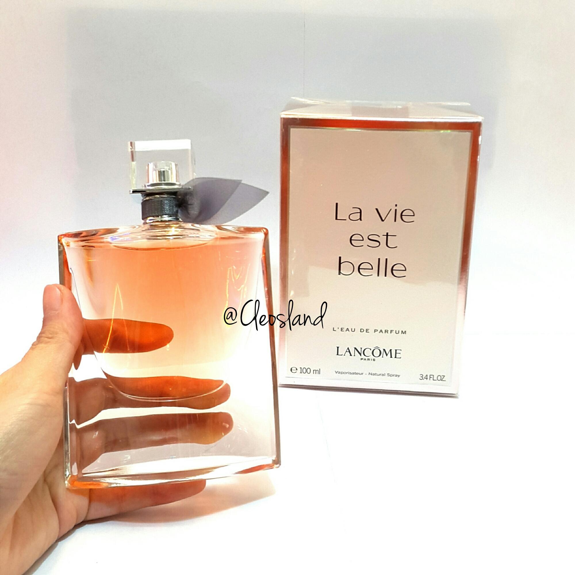 100ml Est Edp Belle Parfum Batam Lancome Kota Vie Original Jual La eEHY9IDW2