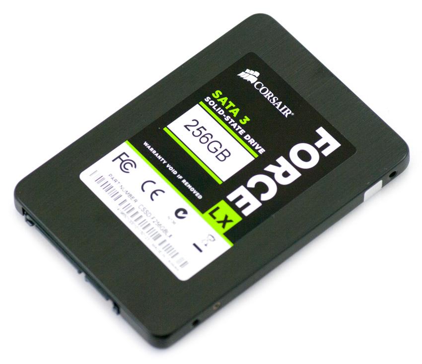 SSD Corsair Force CSSD-F256GBLX 2.5' 256GB