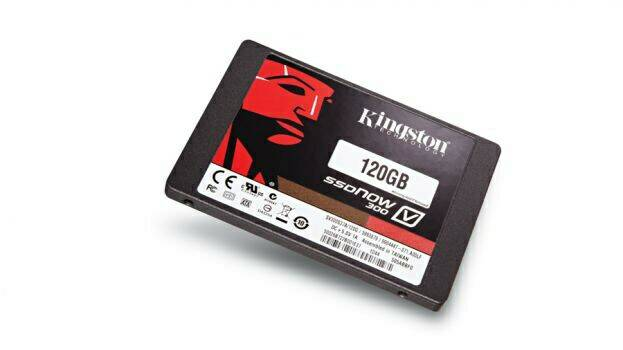 KINGSTON SSD 120GB, SSDNow V300 SV300S37A