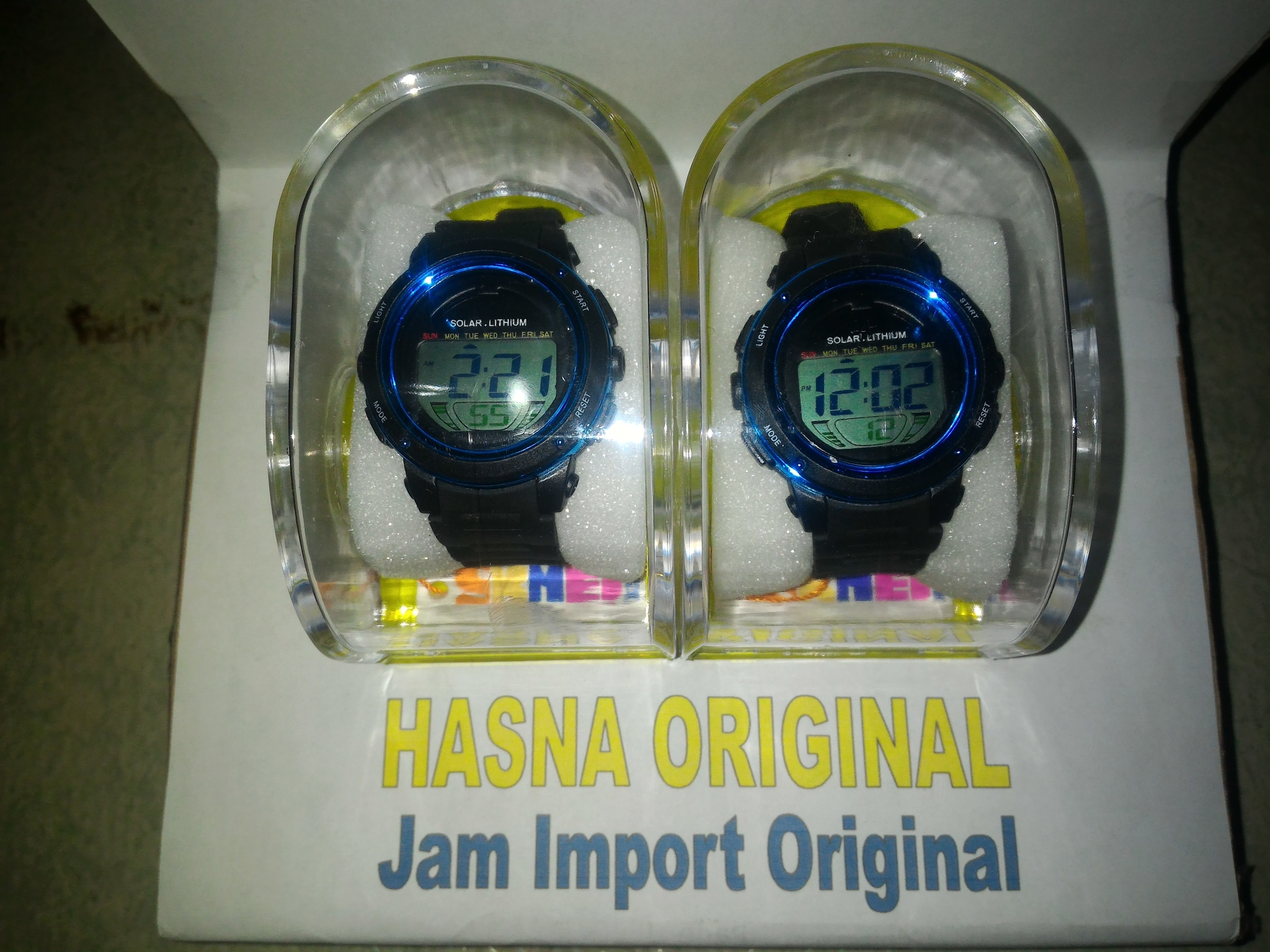 Jam Tangan Anak Laki Laki Anti Air Original