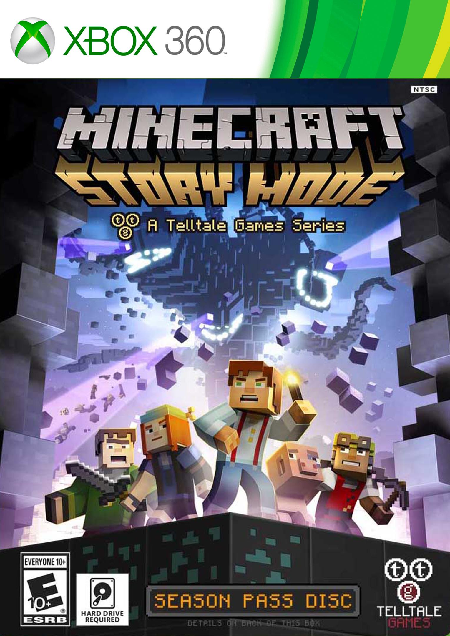 Minecraft: story mode a telltale games series