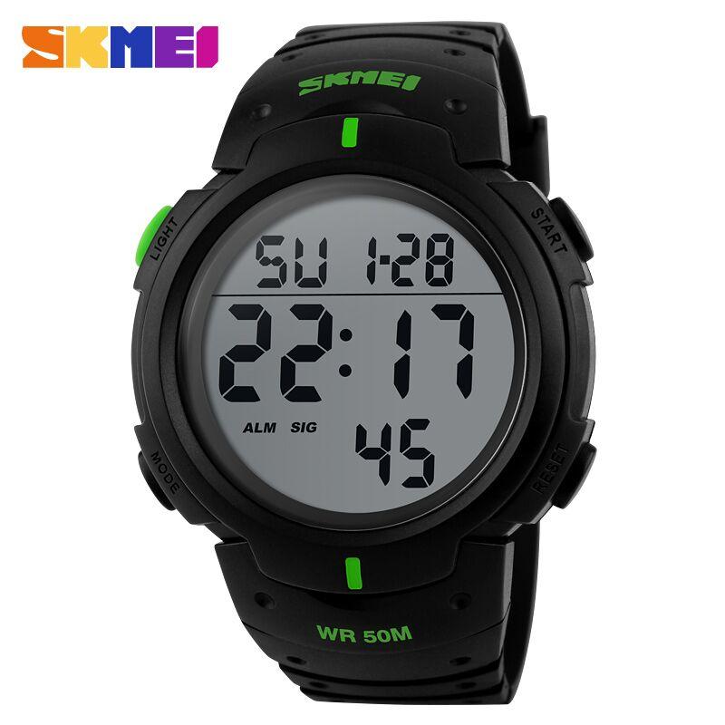 SKMEI Pioneer Sport Watch Water Resistant 50m ORIGINAL - DG1068