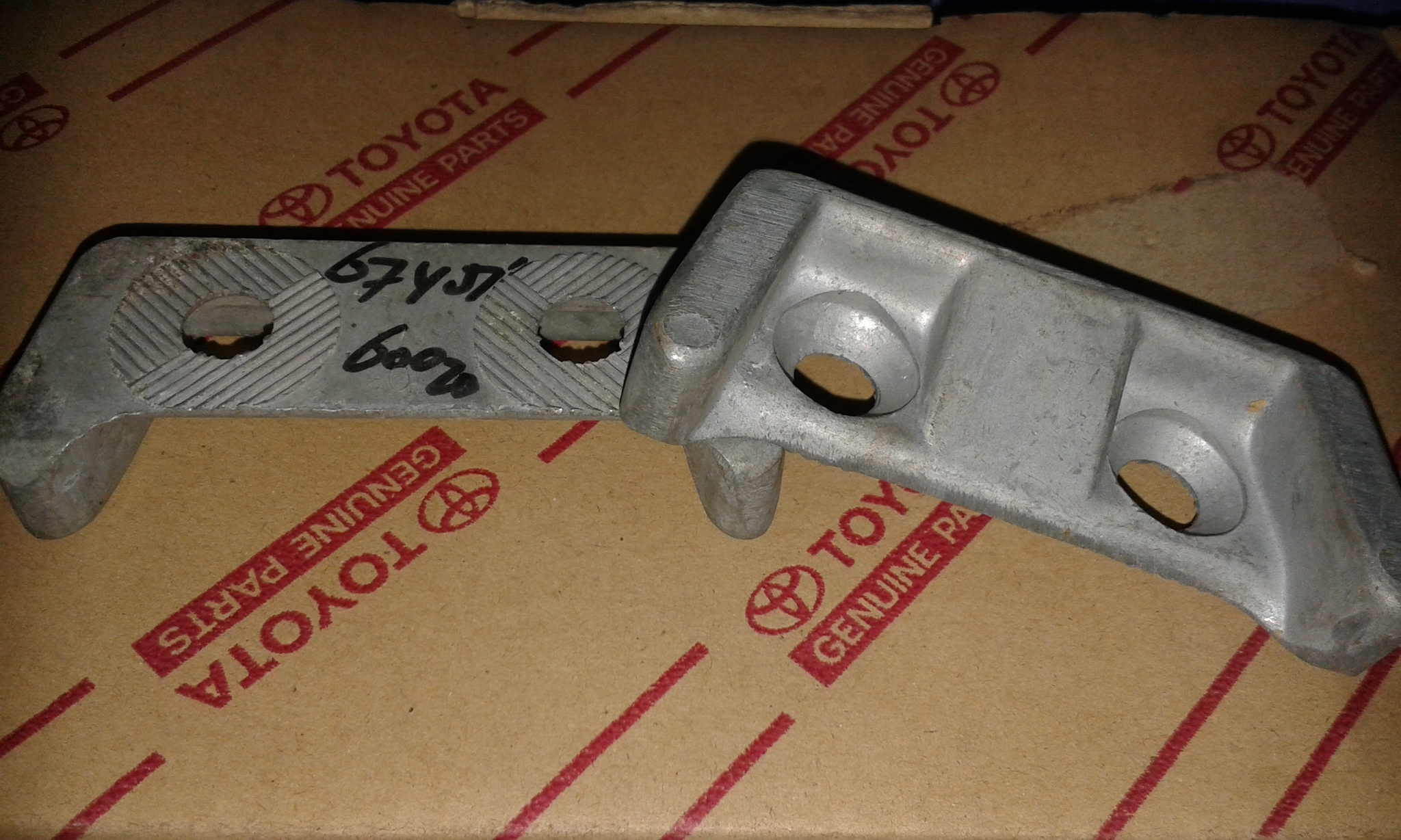 Jual stricker back door BJ40/FJ40 - toyota parts | Tokopedia