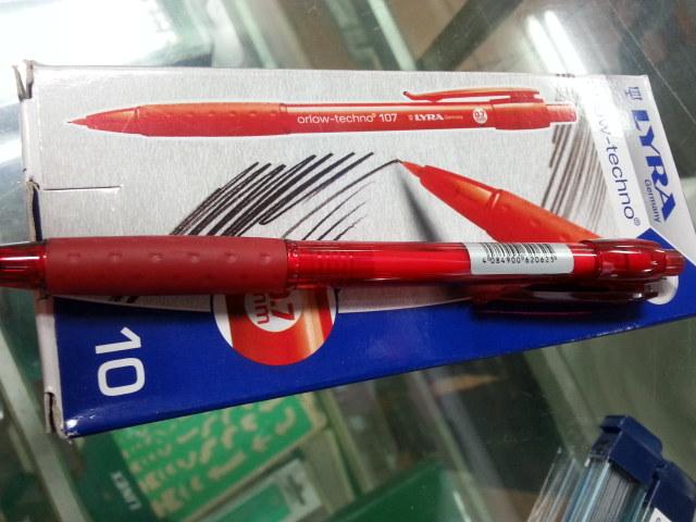 Pensil Mekanik 0.7 Mm LYRA Berkualitas Bagus Ori