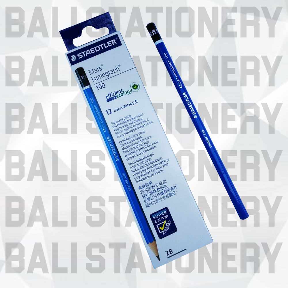 Pensil 2B Staedtler For Computer