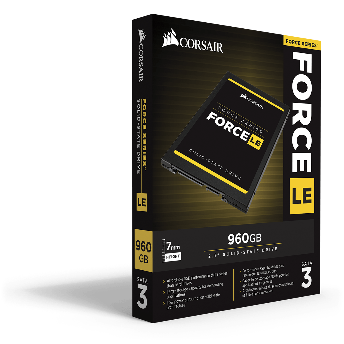 Corsair Force Series LE 960GB SATA 3 6Gb / S SSD