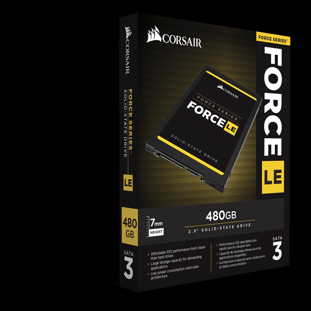 Corsair Force Series LE 480GB SATA 3 6Gb / S SSD