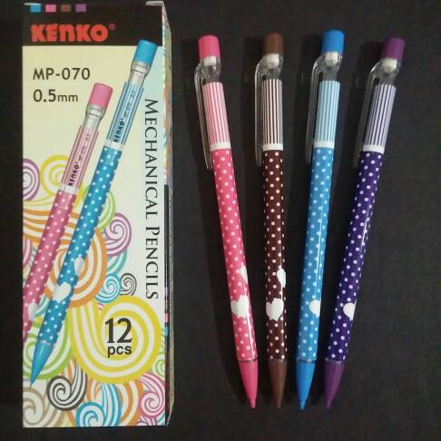 Pensil Mekanik Kenko 0,5 Mm MP-070