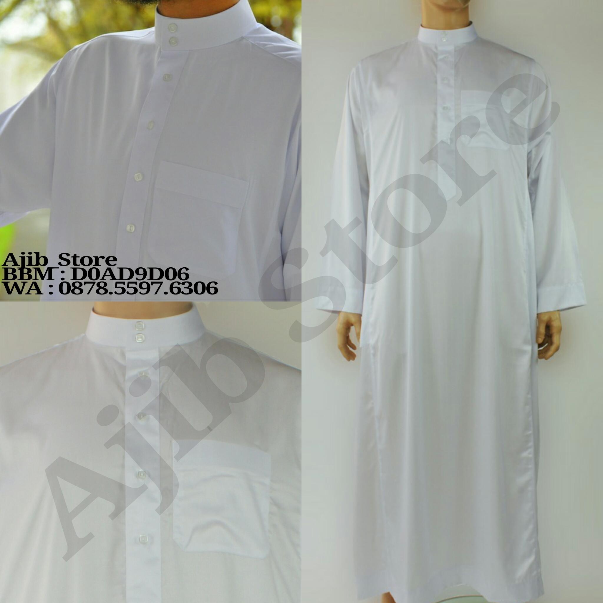 jual import jubah alharamain al haramain baju gamis arab
