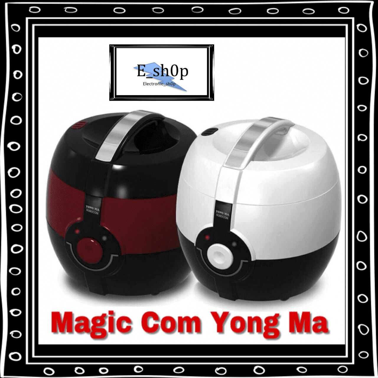 Magic Com Yong Ma MC-1300 / YMC-302 Kap 1 L