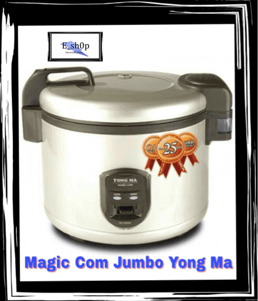 Magic Com Jumbo Yong Ma MC-25000 Kap 4.5 Liter