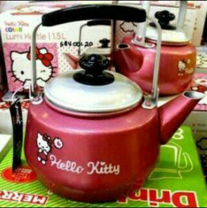 Teko Hello Kitty Kapasitas 1,5 Liter Murah Meriah