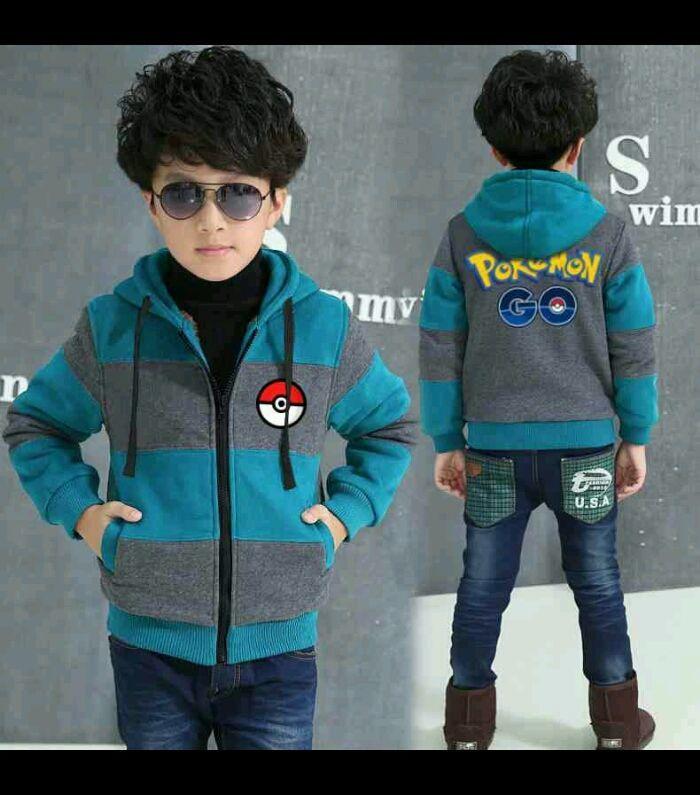 Jaket Anak Laki Laki Cjr Cdg 1002 harga jaket anak laki laki jaket bayi cowo baseball