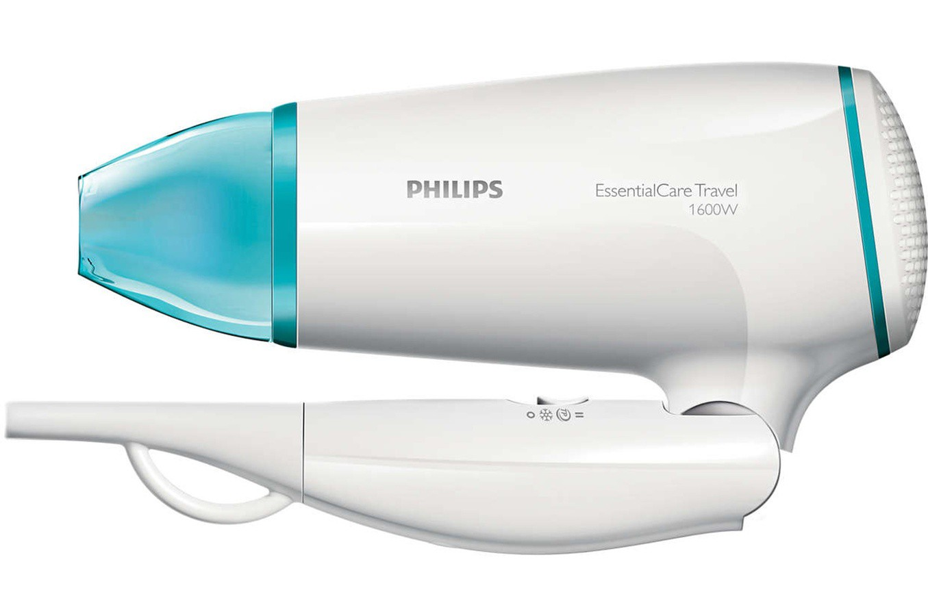 Jual Travel Hair Dryer Philips BHD006 1600W