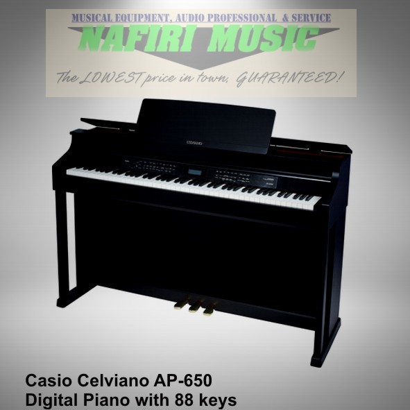 jual digital piano casio celviano ap650 ap 650 ap 650 harga promo nafiri music store. Black Bedroom Furniture Sets. Home Design Ideas