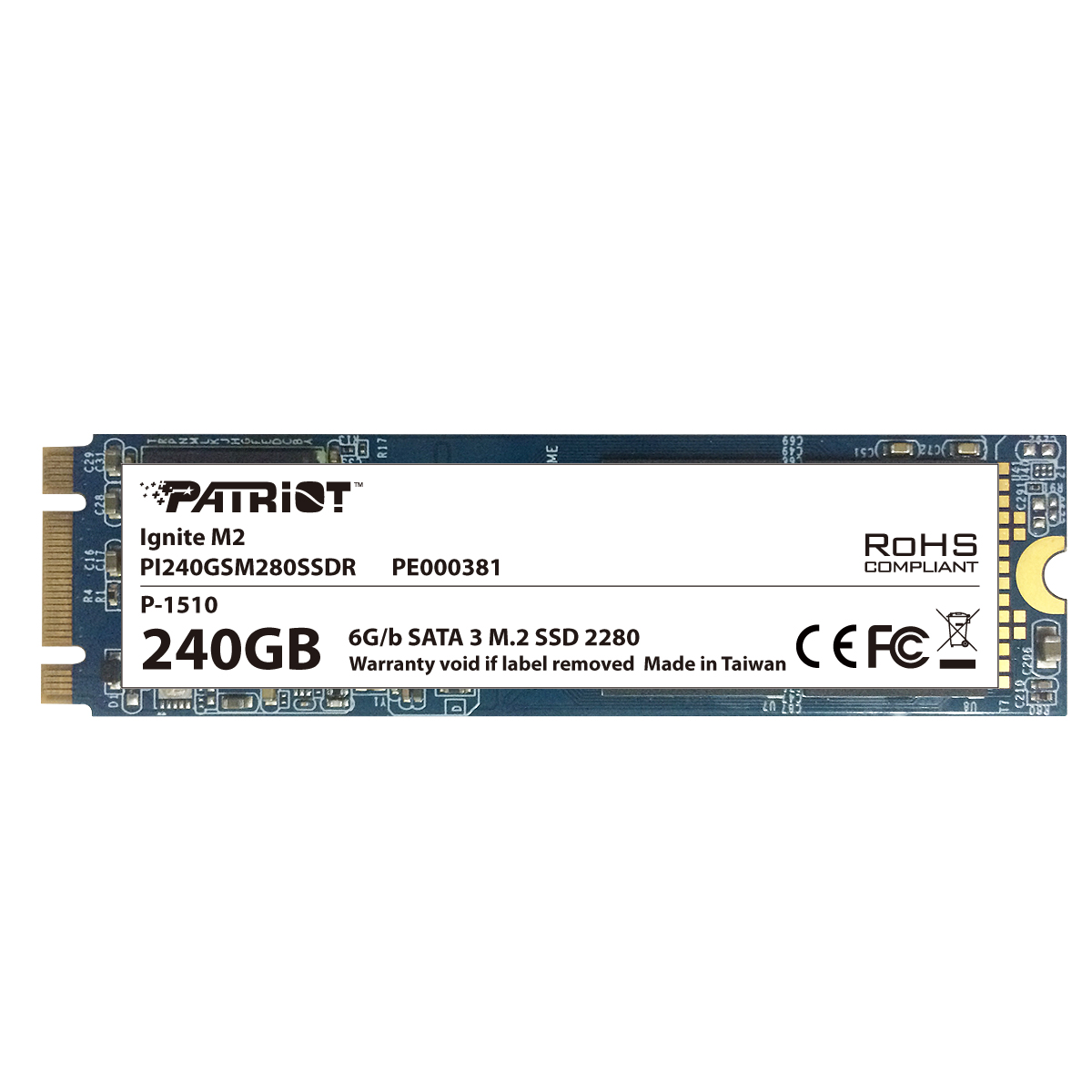 Patriot Ignite M.2 240GB SSD