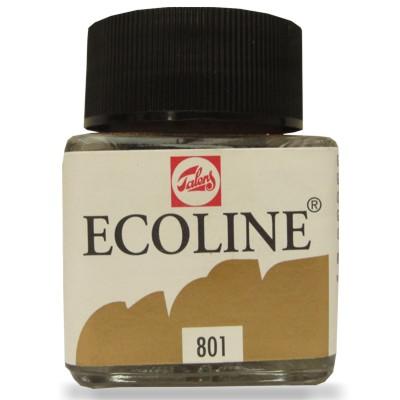 Talens Ecoline Liquid Watercolor Gold 30ml