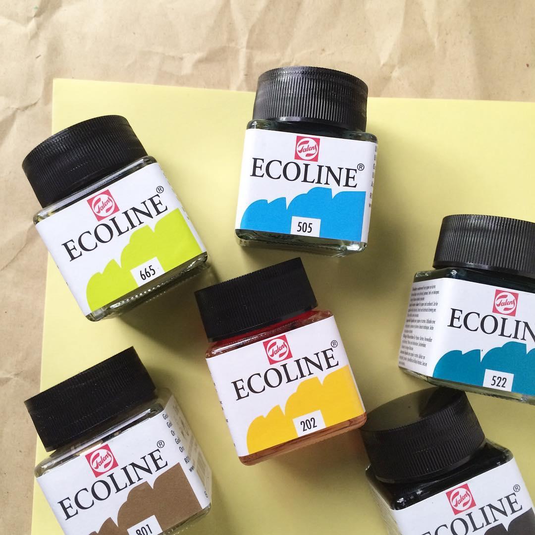 Talens Ecoline Liquid Watercolor 30ml