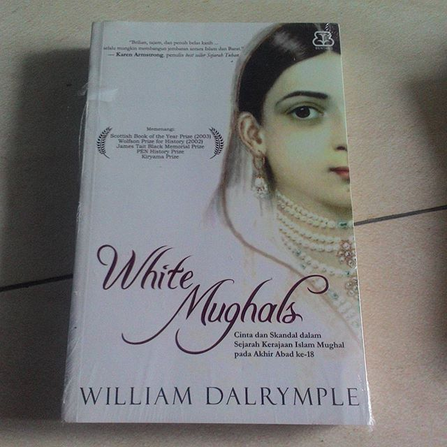 white mughals the true carriers of