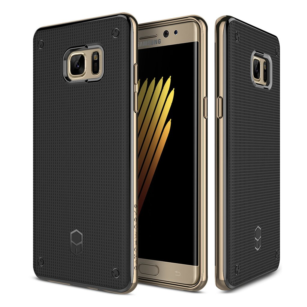 Patchworks Galaxy Note 7 Case Flexguard - Gold